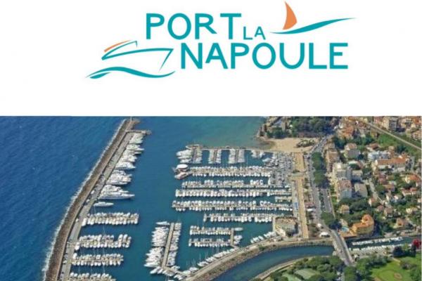 Découvrir le Port de La Napoule - Pavillon Bleu & Port Propre