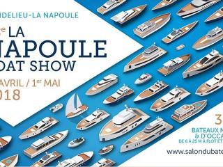 La Napoule Boat Show 2018 : retrouvez Deckside Yacht pendant le salon