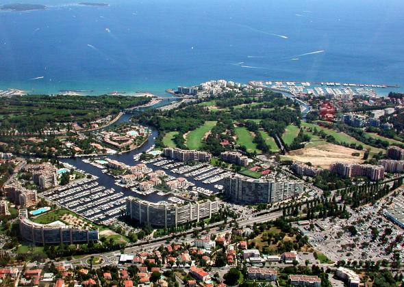 Port de Cannes Marina