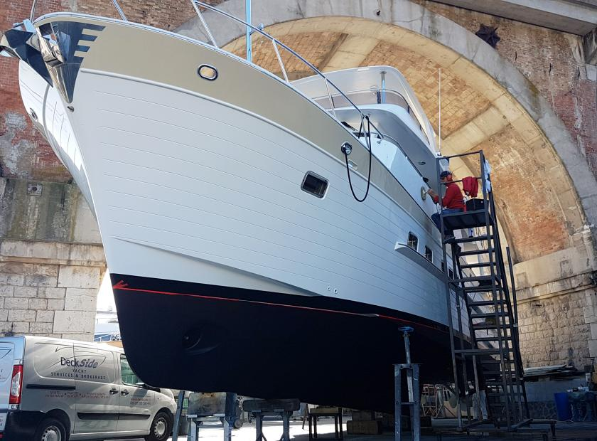Antifouling and Polishing