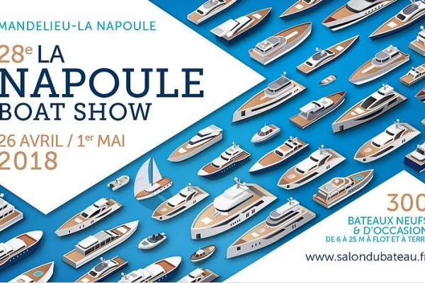 La Napoule Boat Show 2018 : retrouvez Deckside pendant le salon