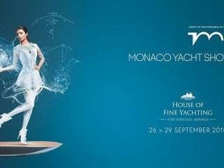 Monaco Yacht Show 2018 à visiter du 26 au 28 septembre