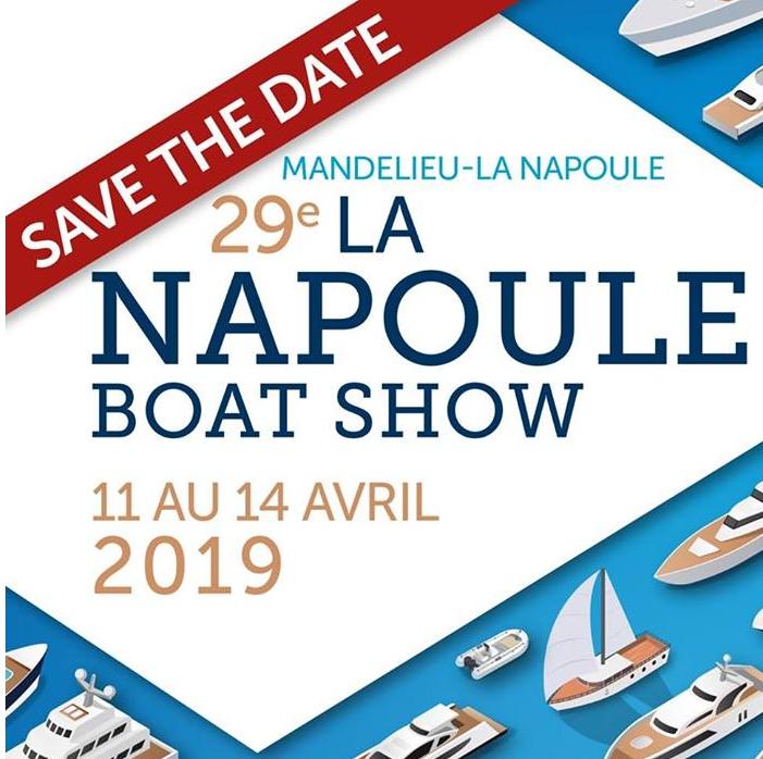 La Napoule Boat Show 2019 - Deck Side - Mandelieu